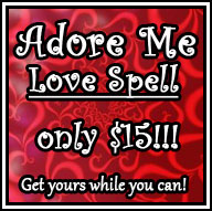 Adore Me Spell