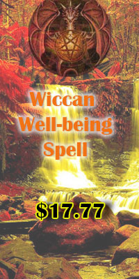 Wiccan Well Being
