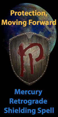 Mercury Retrograde Spell
