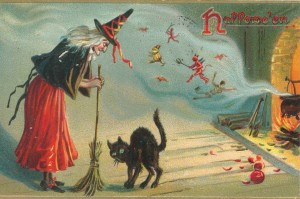 Witches & Black Cats