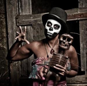 the practice of voodoo