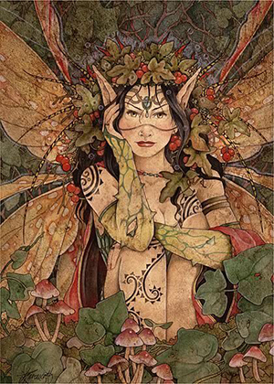 Faery Wicca Is Also Known As Fairy Wicca And It Is Basically A Broad Term  That Consists Of All The Wiccan Traditions That Stresses Importance On The  Fey ...