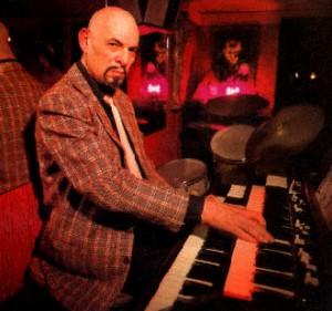 Anton Lavey Piano