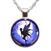Moonlight Faery Talisman