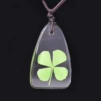 Blessed Clover of Luck