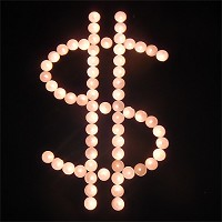 Money Maker Candle Spell