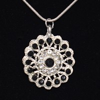 Wheel of Life Necklace